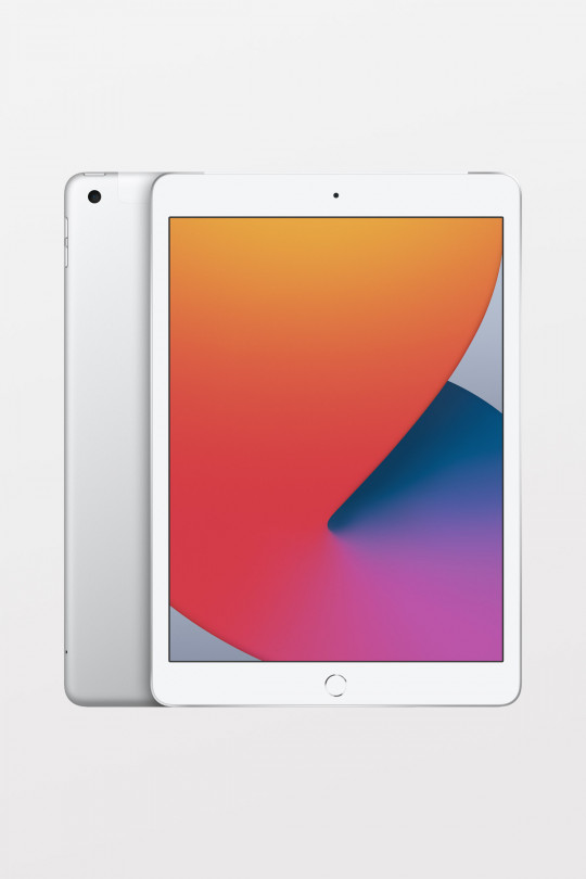 iPad (8th Gen) 10.2-inch Wi-Fi 128GB — Silver