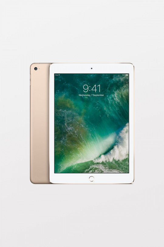 Apple iPad Air 2 16GB Wi-Fi - Gold- Refurbished