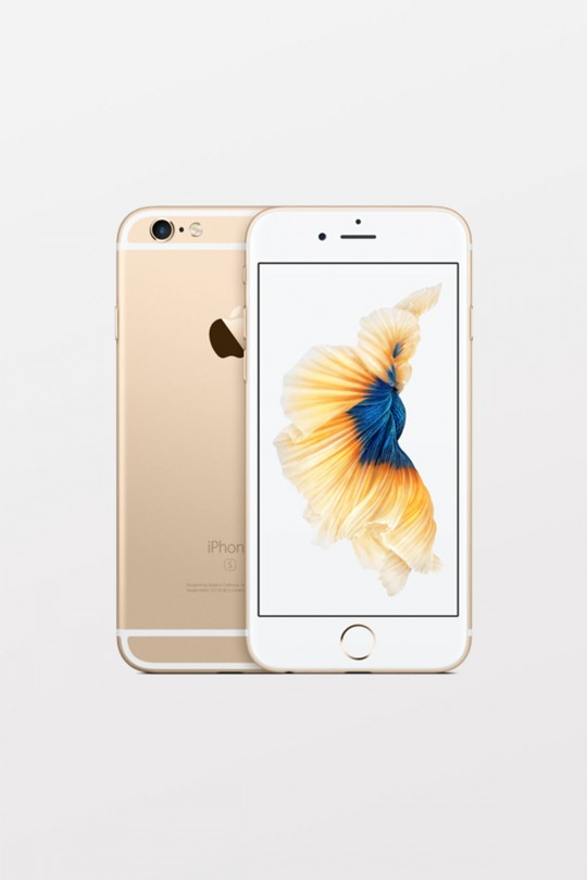 Apple iPhone 6S 128GB - Gold - Refurbished