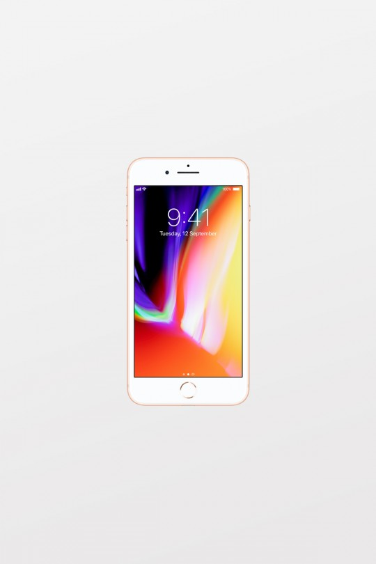 Apple iPhone 8 Plus 256GB - Gold - Refurbished