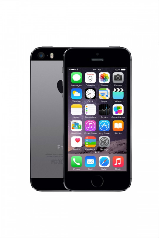 Apple iPhone 5s 32GB - Space Grey - Refurbished