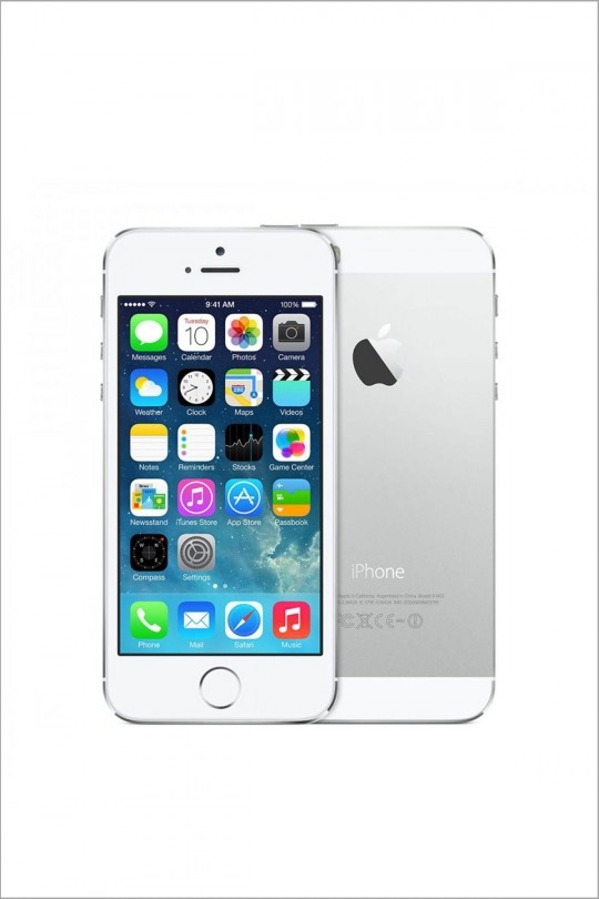iPhone 5S 64GB Silver - Refurbished