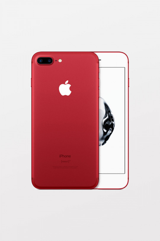Apple iPhone 7 Plus 128GB - (PRODUCT) Red