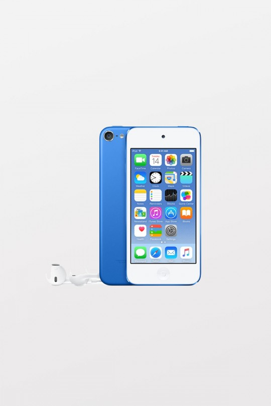 Apple iPod Touch 128GB - Blue - Refurbished