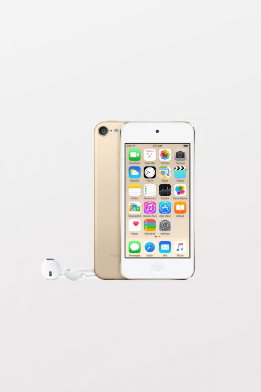 Apple iPod Touch 128GB - Gold - Refurbished