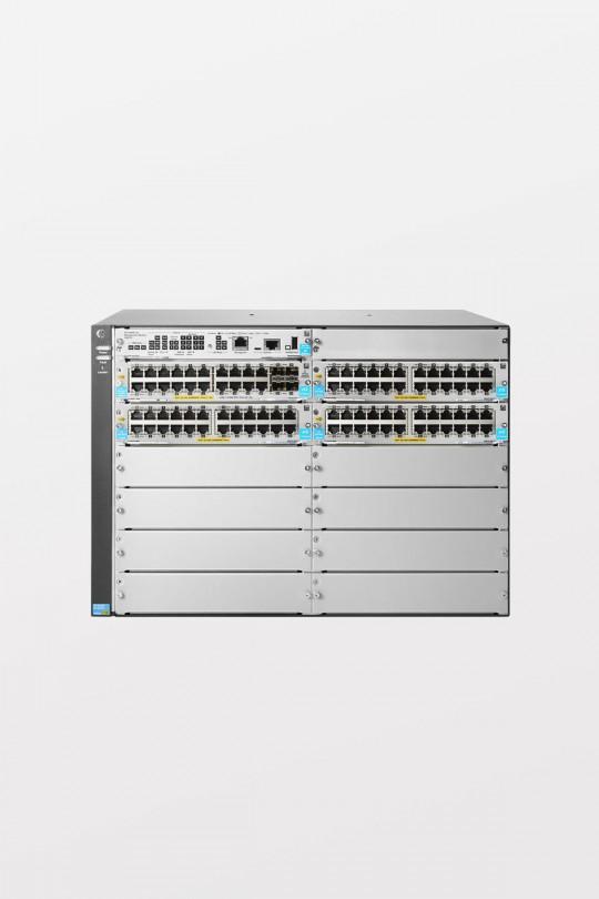 Aruba 5412R 92GT PoE+/4SFP + v3 zl2 SwitchIncludes: Aruba 24p 1000BASE-T PoE + v3 zl3 ModIncludes: Aruba 20p PoE+/4p SFP+ v3 zl2 Mod
