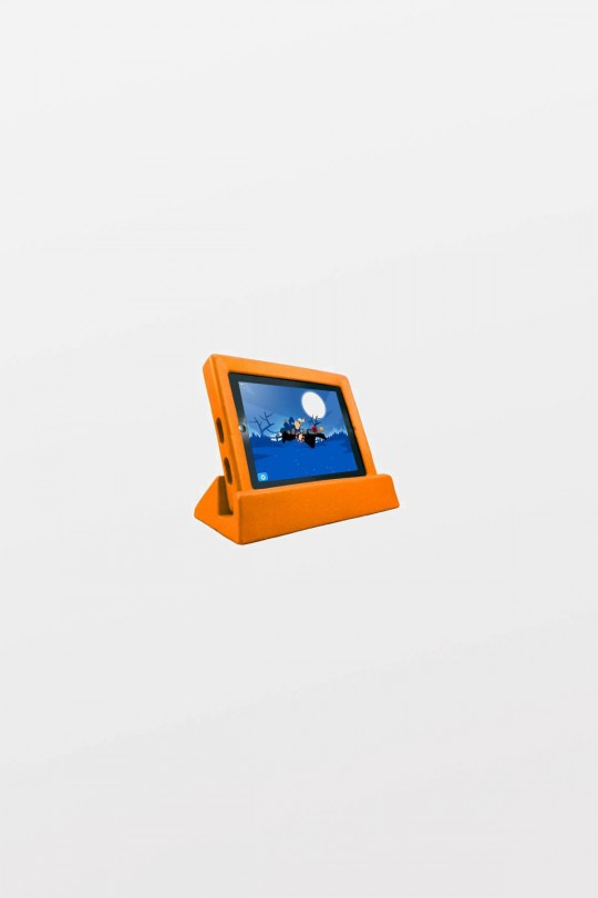 Koosh Durable iPad frame and stand for iPad - Orange