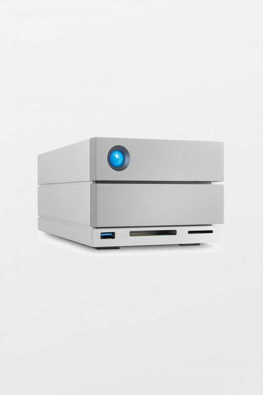 LaCie 2BIG Dock Thunderbolt3 and USB Type-C - 12TB