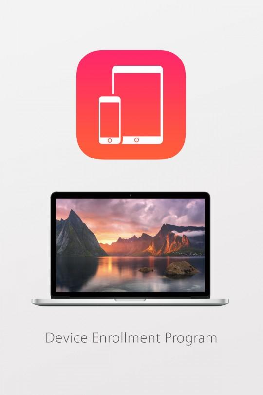 Apple DEP Device Enrollment Program for Mac