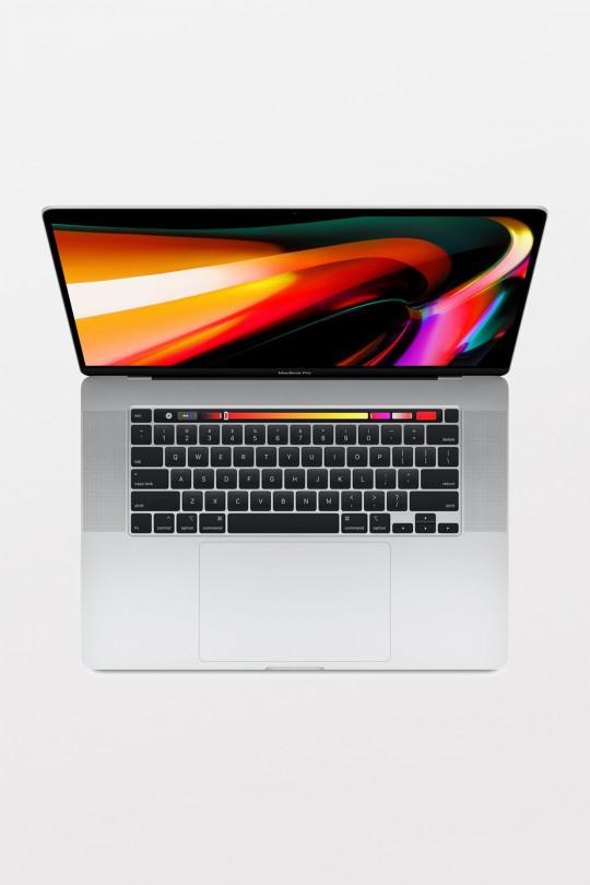 "MacBook Pro 16"" - TouchBar - Silver/2.6GHZ 6-Core 9TH-GEN i7/16GB/512GB/4GB RADEON PRO 5300M"
