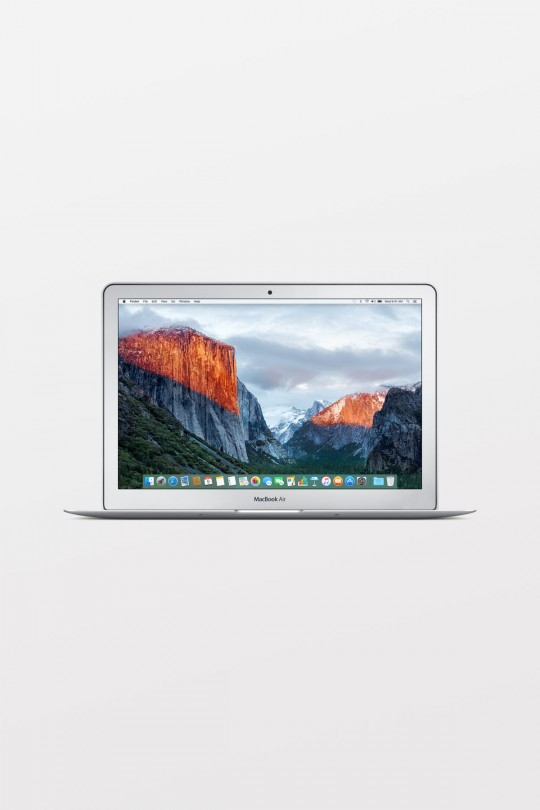 MacBook Air 13-inch (2.2GHz i7/8GB/128GB Flash/Intel HD Graphics 6000) - Apple Certified Refurbished