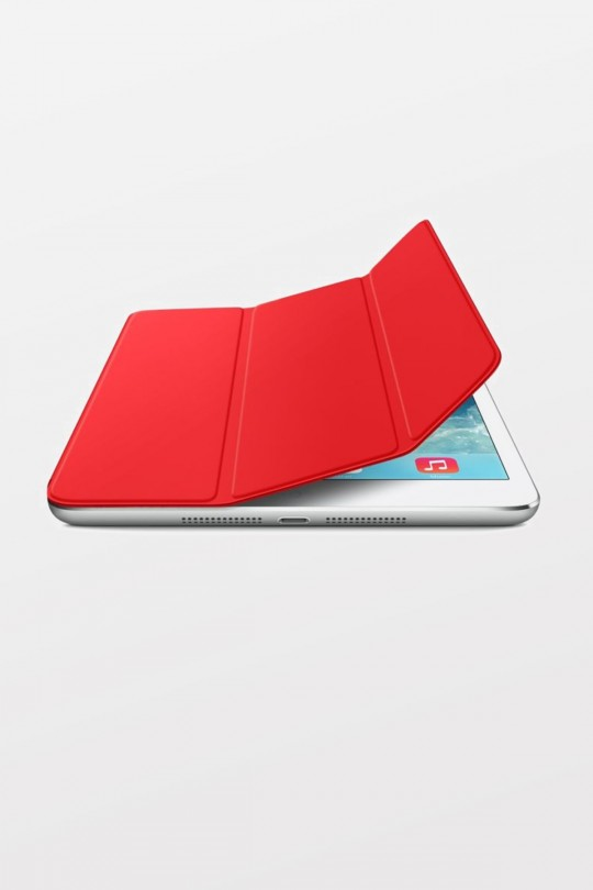 EOL Apple iPad mini Smart Cover - Red - IPad Mini 1,2,3