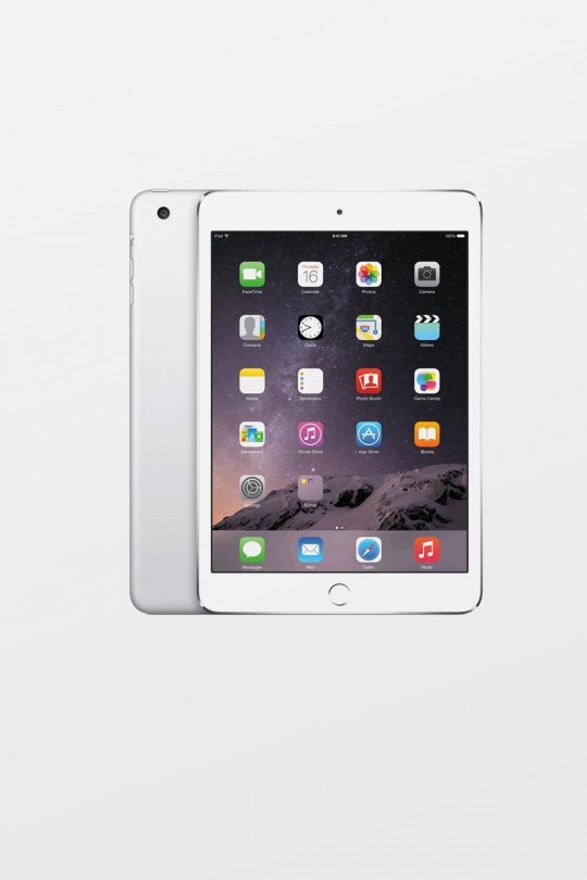 EOL Apple iPad mini 2 128GB Wi-Fi with Retina Display - Silver