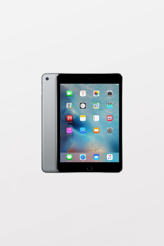 Apple iPad mini 4 Retina Wi-Fi + Cellular 128GB - Space Grey