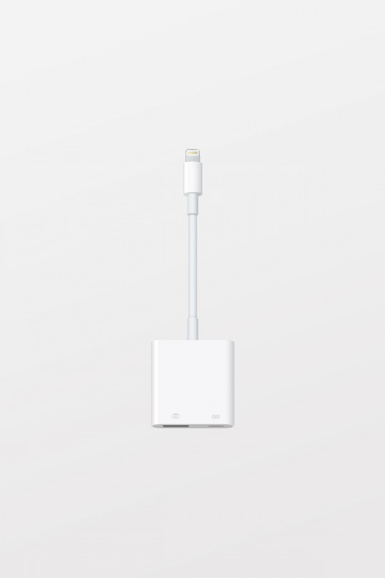 Apple Lightning to USB 3.0 Camera Adapter