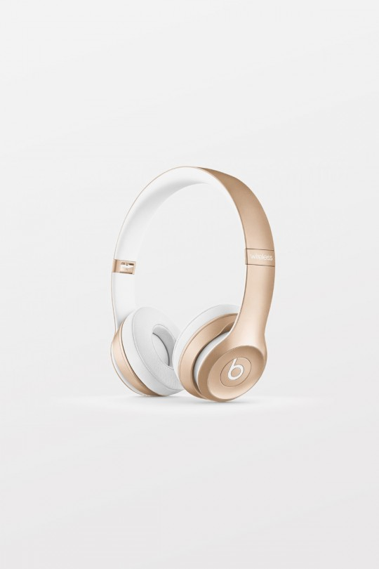 Beats By Dr Dre Solo2 Wireless - Gold - Refurbished