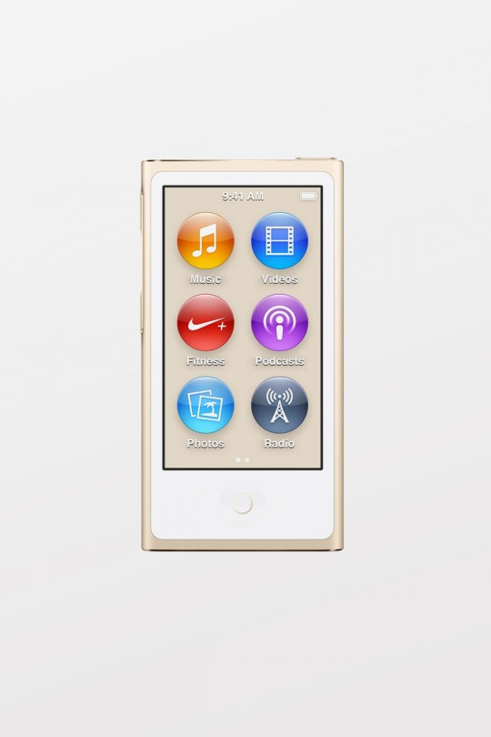 Apple iPod Nano 16GB - Gold - Refurbished