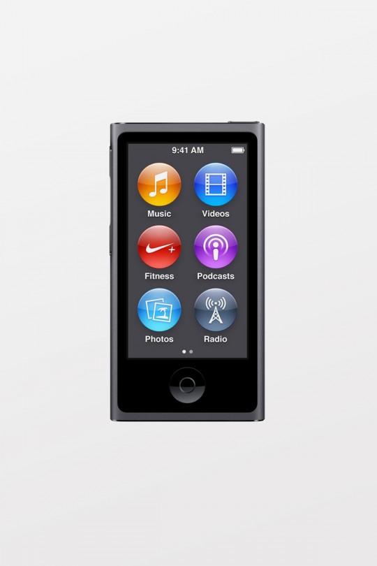 Apple iPod Nano 16GB - Space Grey - Refurbished