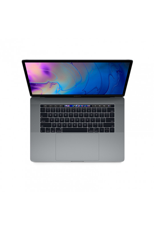 Apple MacBook Pro with Touch Bar 15-inch (2.6GHz i7/16GB/512GB Flash/Radeon Pro 560x 4GB) - Space Grey - Refurbished
