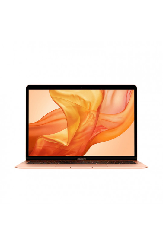 Apple 13-inch MacBook Air: 1.1GHz dual-core 10th-generation Intel Core i3 processor, 256GB - Gold