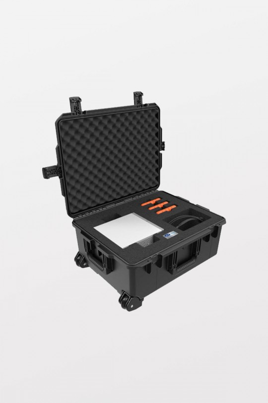 Pelican Protective Case for LaCie 6big