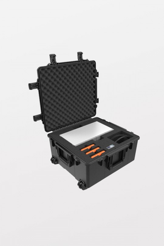 Pelican Protective Case for LaCie 12big
