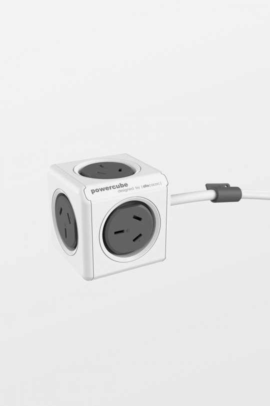 Powercube Extended USB - Grey