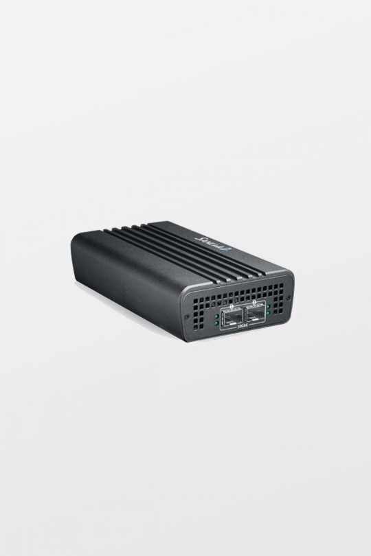 PROMISE SANLink2 Thunderbolt 2 to 10 Gbps Ethernet Adapter