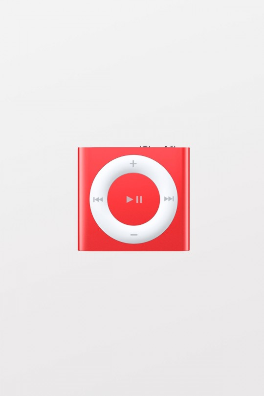 iPod shuffle 2GB - Red - Refurbished