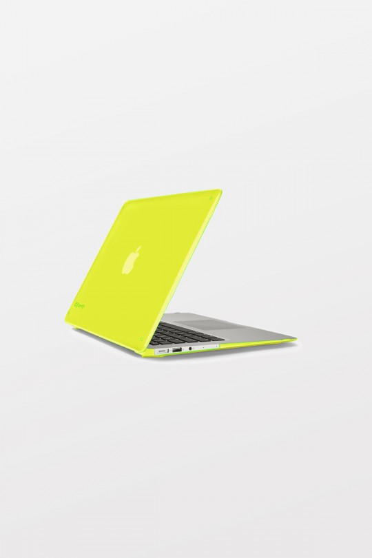 Speck MacBook Air 11-inch SeeThru Lightning Yellow