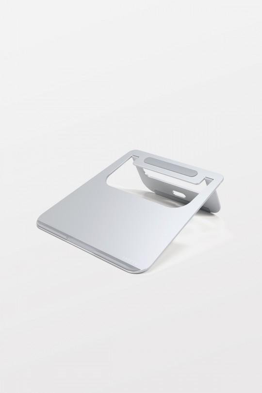 SATECHI Aluminium Laptop Stand - Silver