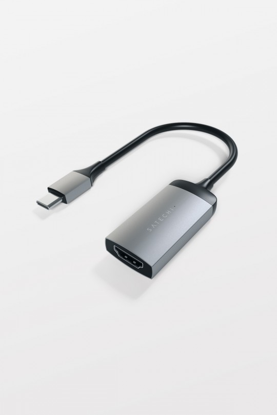 SATECHI USB Type-C to 4K HDMI Adapter - Space Grey