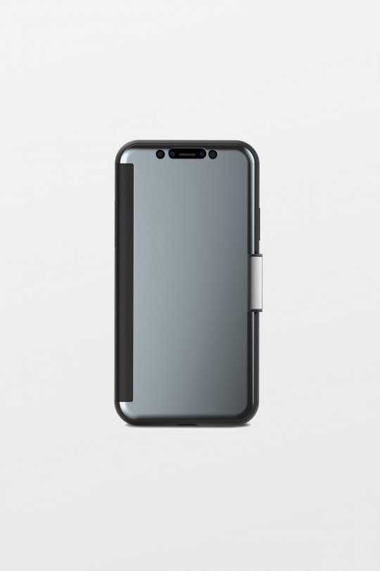Moshi StealthCover for iPhone X - Gun Metal Grey