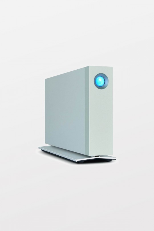 LaCie D2 Thunderbolt3 and USB Type-C Desktop Drive - 6TB