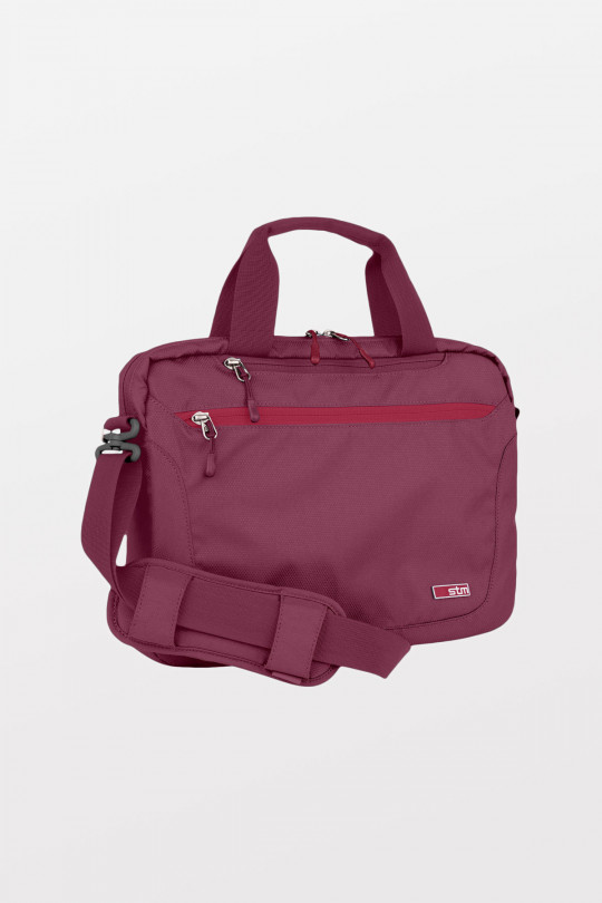 "STM Swift for MacBook 12"" - Dark Red"