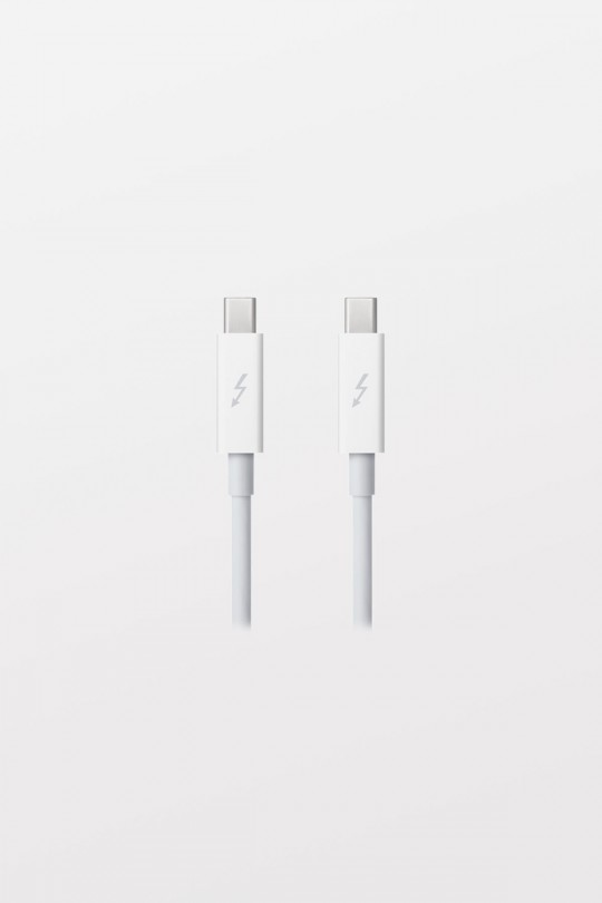 Apple Thunderbolt cable - 0.5m