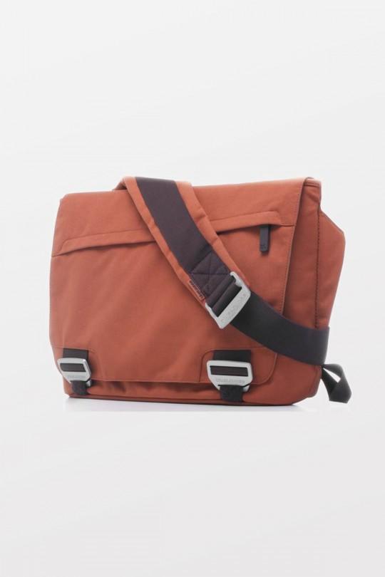 Bluelounge Messenger Bag Small - Rust