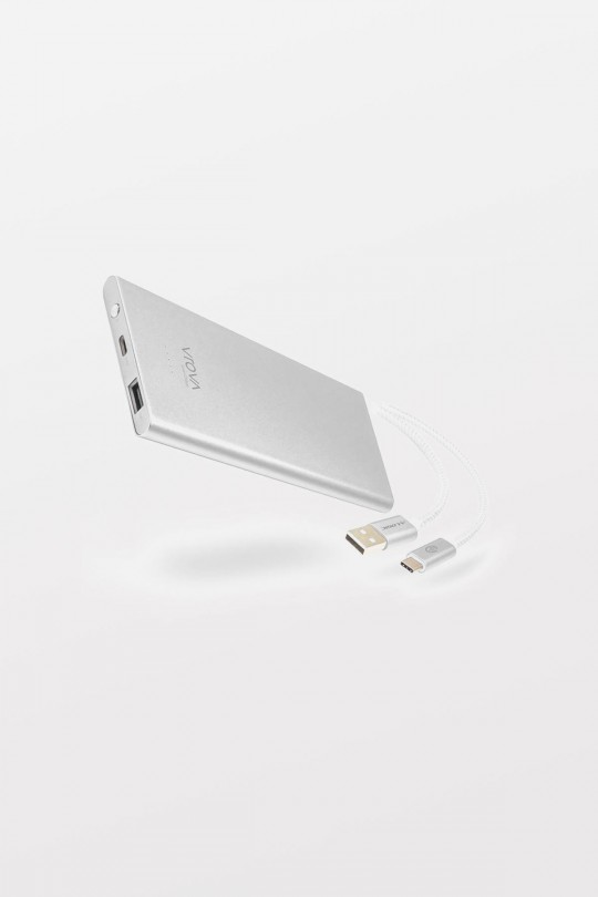 VROVA Elite USB-C 5200mAH Ultra Portable Power Bank with Dual Output
