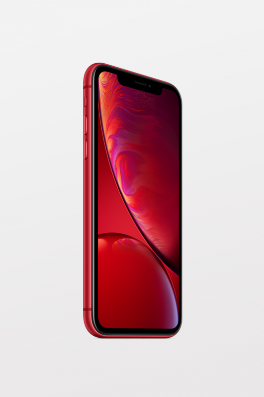Apple iPhone Xr 64GB - (PRODUCT) Red