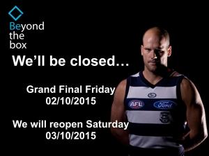 AFL Grand Final PH